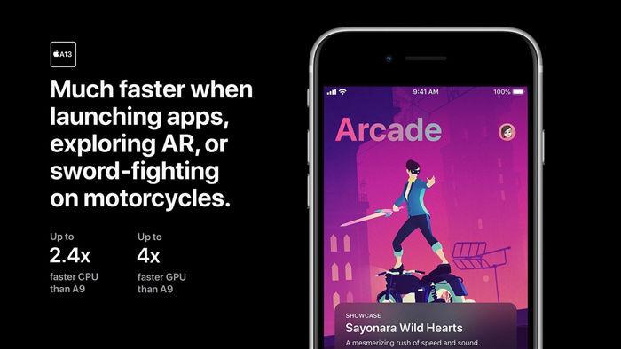 Apple đưa ra 7 lý do tại sao bạn nên nâng cấp lên iPhone SE mới