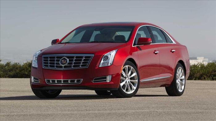 10 mẫu sedan hạng sang đời cũ trong tầm giá 10.000 USD đáng mua
