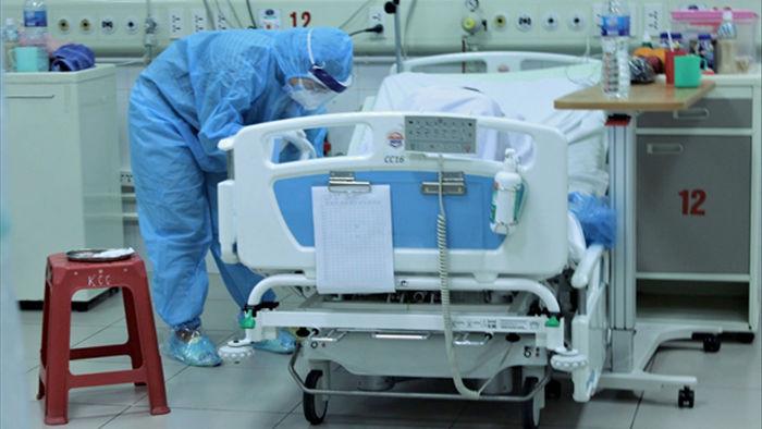 Ca Covid-19 nặng nhất ở Hà Nội hồi phục ngoạn mục