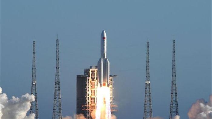 Trung Quốc phóng tên lửa mạnh nhất, một bước nhỏ trong tham vọng thám hiểm sao Hỏa, Mặt trăng