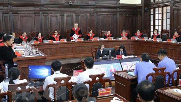 Xu giam doc tham vu Ho Duy Hai: Lap to cong tac tham dinh lai vu an hinh anh 1