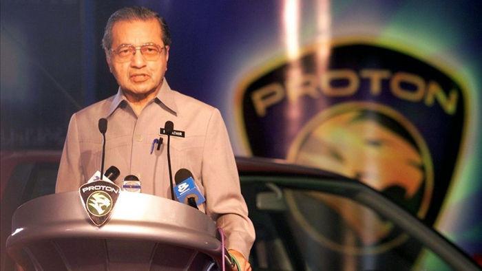 Tổng thống Malaysia và ngành ô tô