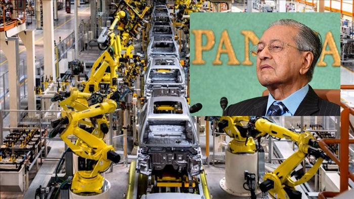 Ngành công nghiệp ô tô Malaysia
