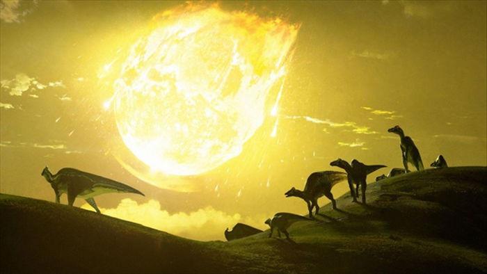Phát hiện mới về tiểu hành tinh khổng lồ khiến khủng long tuyệt chủng - 1