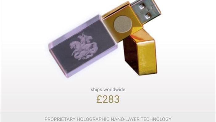 Người dân Anh được khuyên mua USB chống 5G, giá gần 10 triệu VNĐ mà chẳng khác gì USB thường - Ảnh 1.