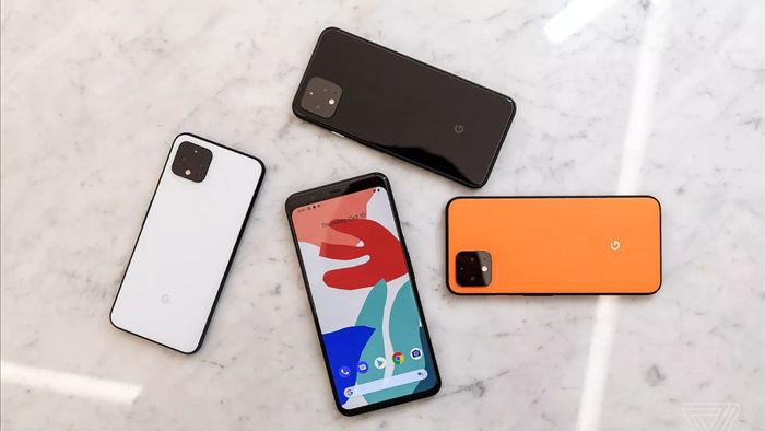 Dieu khien cac mau smartphone Android cao cap van thua iPhone gia re hinh anh 2 Pixel_4_2.jpg