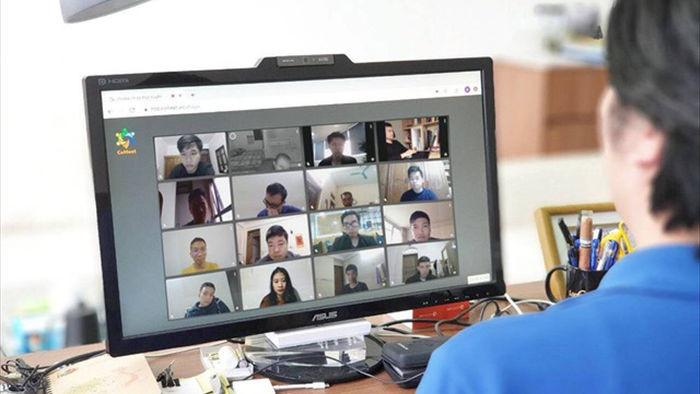Bộ TTTT ra mắt Giải pháp Hội nghị trực tuyến CoMeet - 1