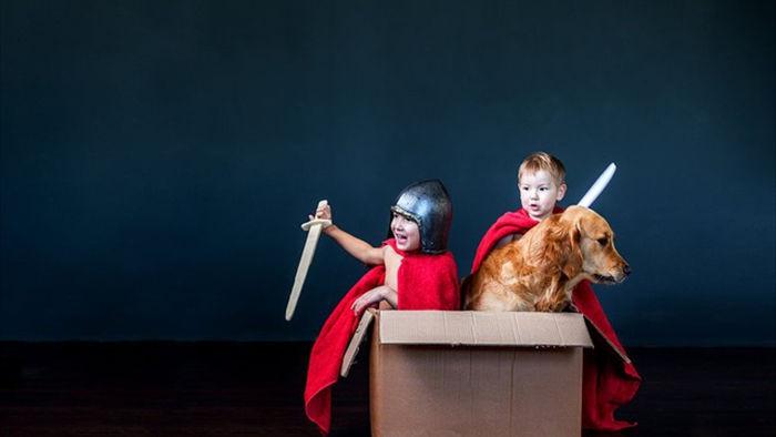 Những bức ảnh kể về niềm vui của trẻ em Việt Nam và trẻ em thế giới - 16