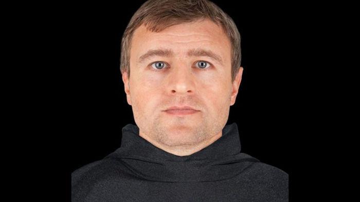 Tái tạo thành công khuôn mặt linh mục đã chết 900 năm trước - 1