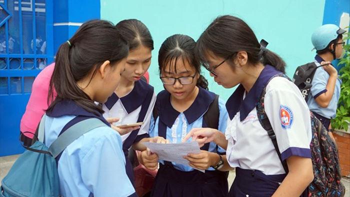 Thanh pho Ho Chi Minh tuyen sinh 66.520 chi tieu vao lop 10 cong lap hinh anh 1