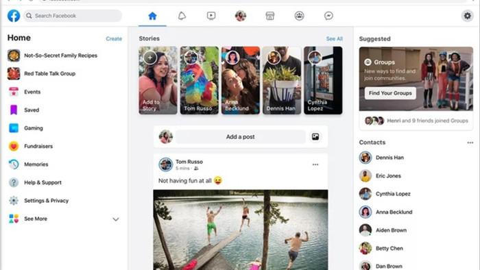 Bị Facebook ép dùng giao diện mới, cộng đồng mạng khó chịu tìm mọi cách trở về phiên bản cũ - Ảnh 1.