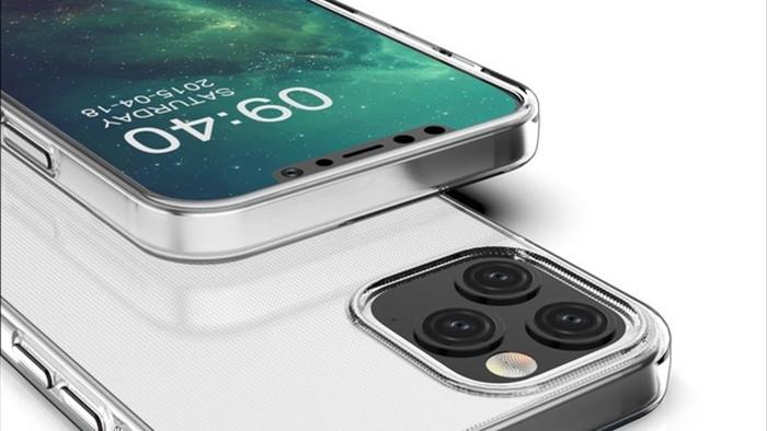Cận cảnh iPhone 12 qua loạt ảnh bản dựng hoàn chỉnh - 1