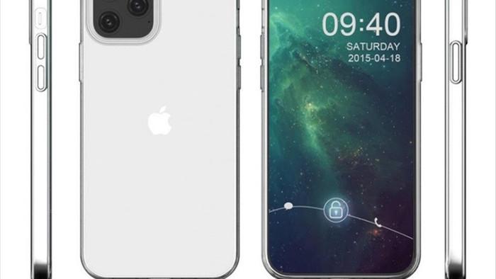 Cận cảnh iPhone 12 qua loạt ảnh bản dựng hoàn chỉnh - 3