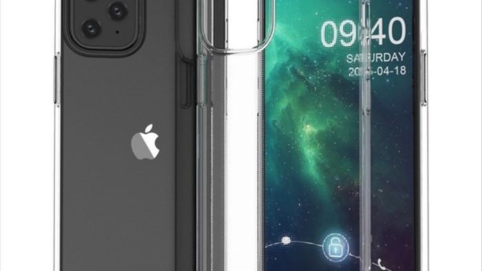 Cận cảnh iPhone 12 qua loạt ảnh bản dựng hoàn chỉnh - 4