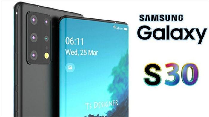 Samsung không sử dụng màn hình OLED do Trung Quốc sản xuất cho Galaxy S30 - 1