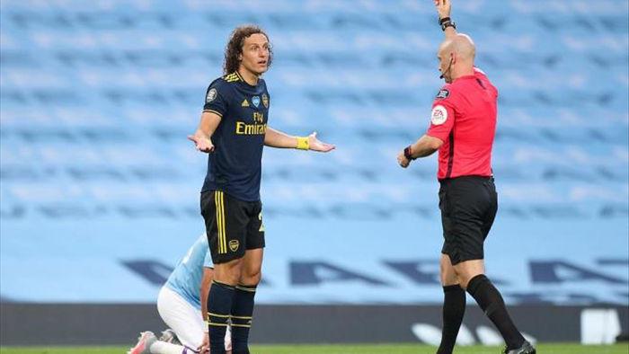 Ngoại Hạng Anh trở lại: Man City vùi dập Arsenal - 2