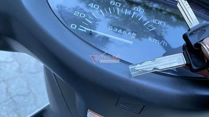 Honda Spacy 2006 giá 300 triệu vẫn được dân chơi săn lùng