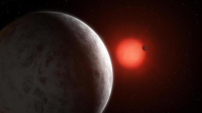 Phát hiện một số ngoại hành tinh có khả năng có sự sống - 1