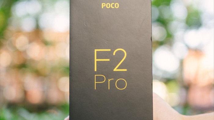 Trên tay POCO F2 Pro: Smartphone trang bị chip Snapdragon 865 giá rẻ nhất thế giới - Ảnh 1.