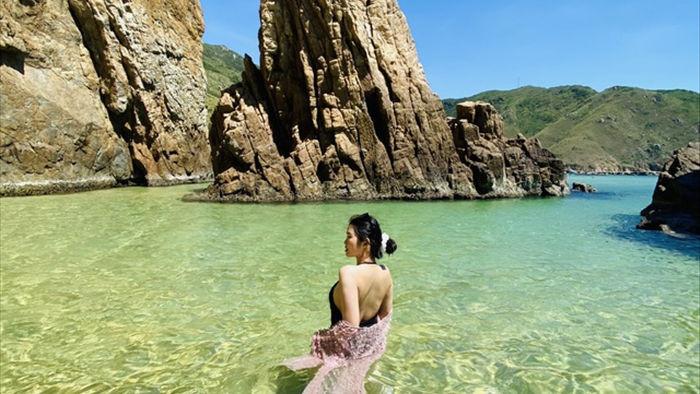 Sống ảo ở biển Quy Nhơn - 1
