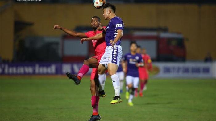 HLV Sài Gòn FC không bất ngờ về chiến thắng trước Hà Nội FC - 1