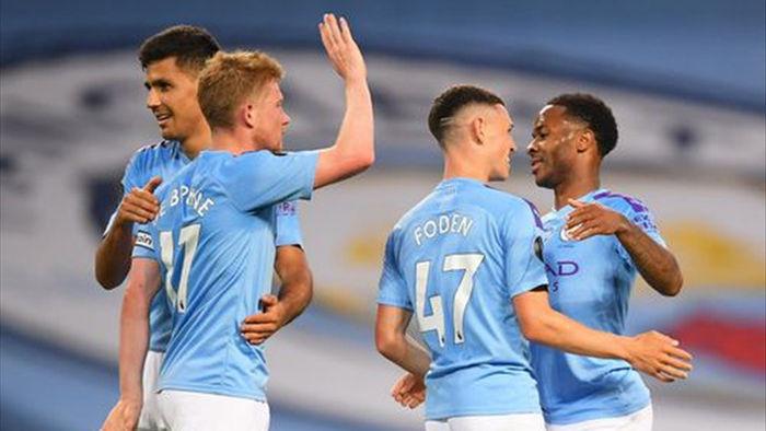 Bốn điểm nhấn từ trận đại thắng của Man City trước Liverpool - 1
