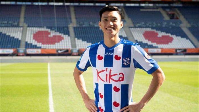 HLV thủ môn SC Heerenveen: 'Sẽ tốt hơn nếu Văn Hậu ở lại' - 1