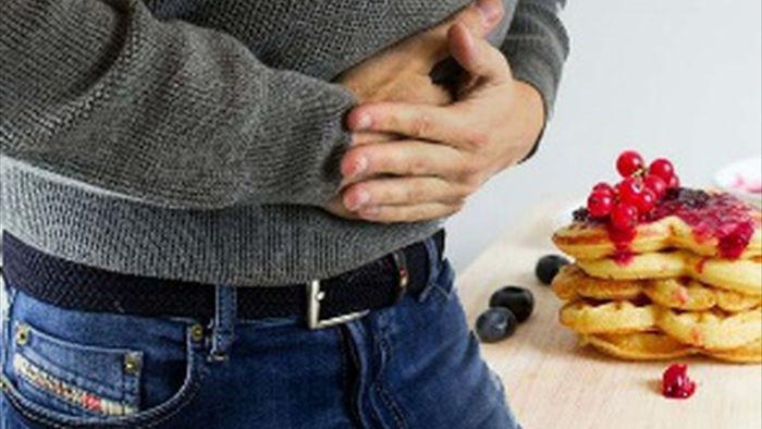 Phản ứng viêm có liên quan đến ăn quá nhiều - 1