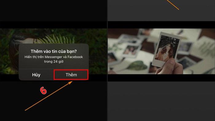 Hướng dẫn đăng video dài lên story Facebook, không bị giới hạn cho iOS và Android - Ảnh 5.