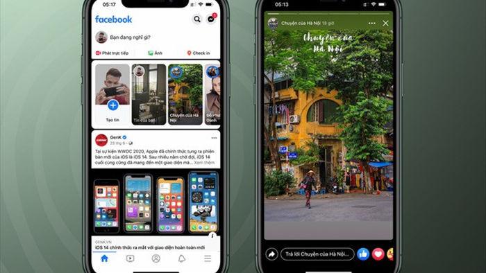 Hướng dẫn đăng video dài lên story Facebook, không bị giới hạn cho iOS và Android - Ảnh 1.