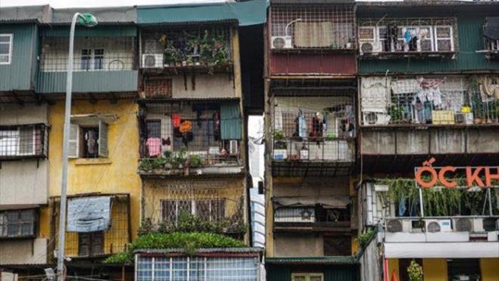 Cải tạo chung cư cũ chờ sập ở Hà Nội: Chủ đầu tư 'đầu hàng' ngay từ khi bắt đầu - 2