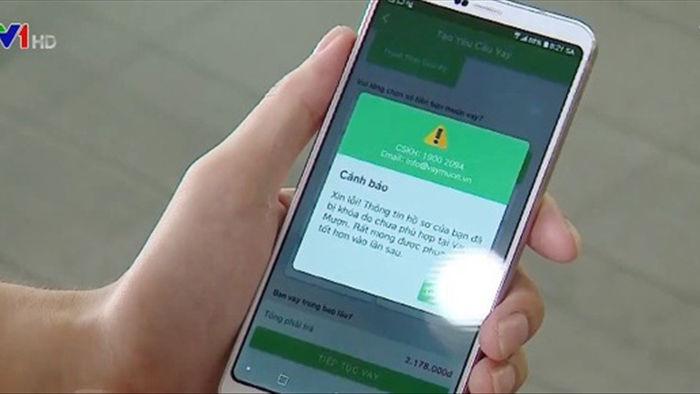 Vay tiền qua app: App mất hút, người vay bỗng dưng hết nợ - 1