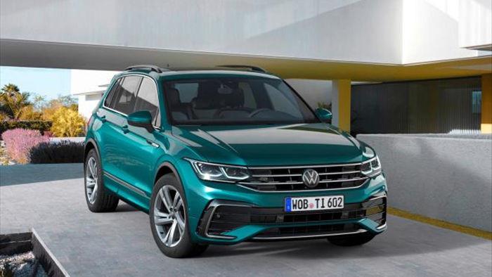 Volkswagen Tiguan 2022, bản cập nhật xứng tầm ngôi sao doanh số - 1