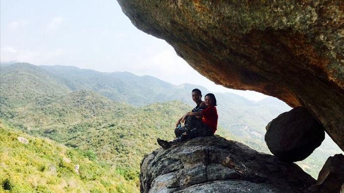 trekking chinh phuc suoi lo o – dinh da do (ninh thuan) hinh 7