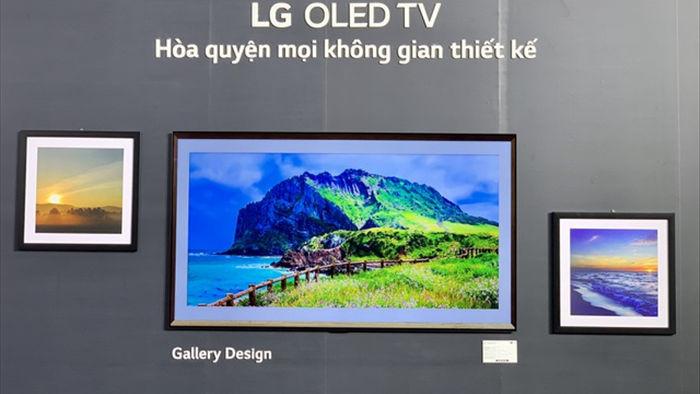 TV OLED 8K đầu tiên trên thế giới về Việt Nam với giá 690 triệu đồng - 4