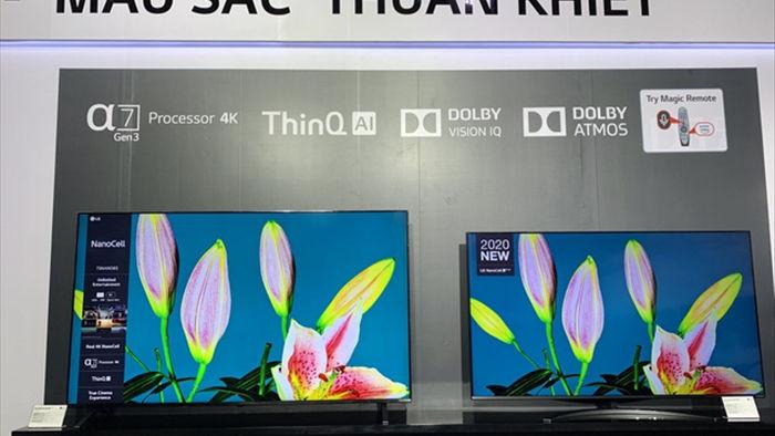 TV OLED 8K đầu tiên trên thế giới về Việt Nam với giá 690 triệu đồng - 6