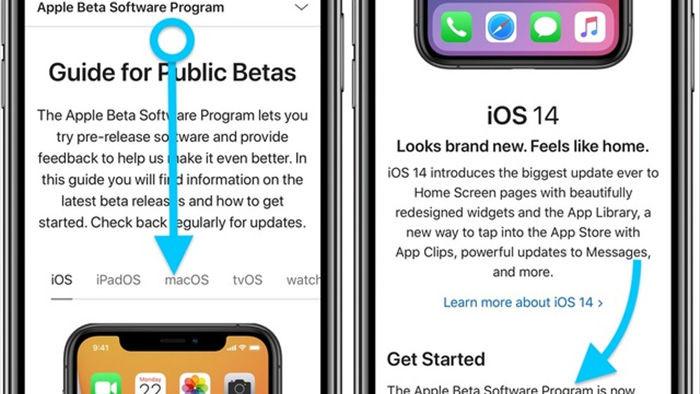 Hướng dẫn nâng cấp iPhone, iPad lên nền tảng iOS 14 và iPadOS 14 beta - 2