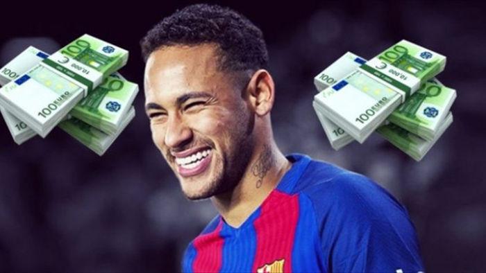 Neymar gây sốc với khả năng kiếm tiền siêu khủng - 1