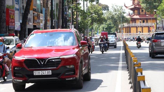Cận cảnh các tuyến đường sẽ xây trạm thu phí ô tô vào trung tâm TP.HCM  - 4