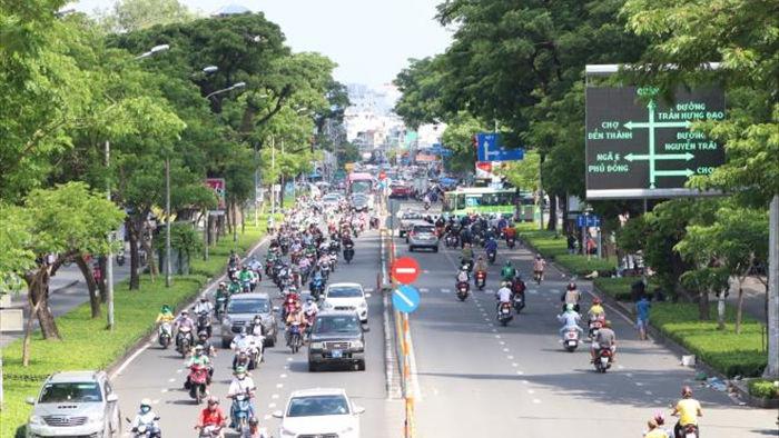 Cận cảnh các tuyến đường sẽ xây trạm thu phí ô tô vào trung tâm TP.HCM  - 7