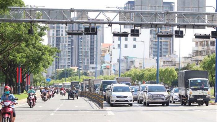 Cận cảnh các tuyến đường sẽ xây trạm thu phí ô tô vào trung tâm TP.HCM  - 8