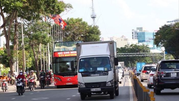 Cận cảnh các tuyến đường sẽ xây trạm thu phí ô tô vào trung tâm TP.HCM  - 9