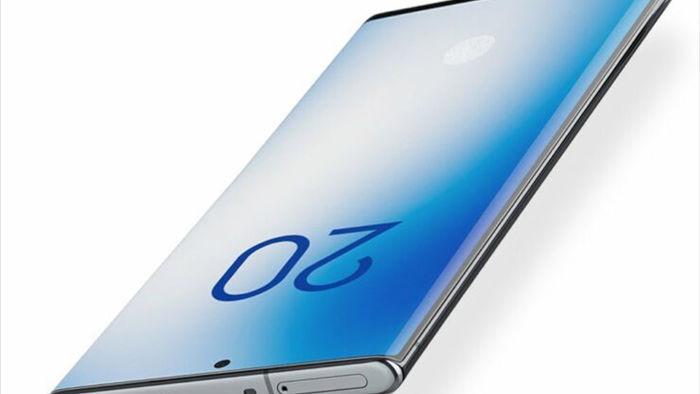Galaxy Note 20 Ultra xuất hiện ảnh render, tiết lộ tính năng mới