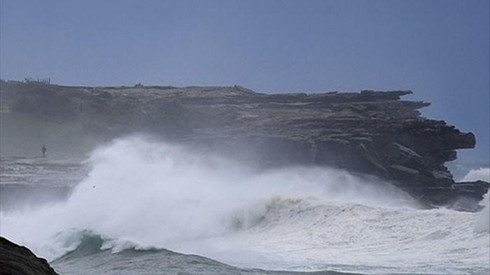 Video: Ngư dân hoảng hồn thấy vòi rồng khổng lồ xuất hiện gần Sydney - 6