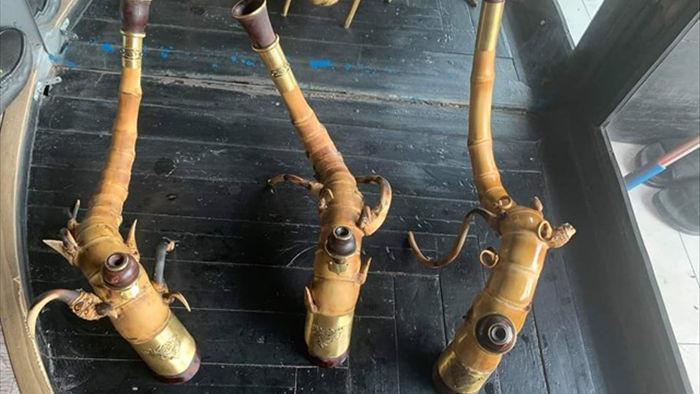 Chiêm ngưỡng bộ sưu tập điếu cày độc đáo của dân chơi Thái Nguyên - 9