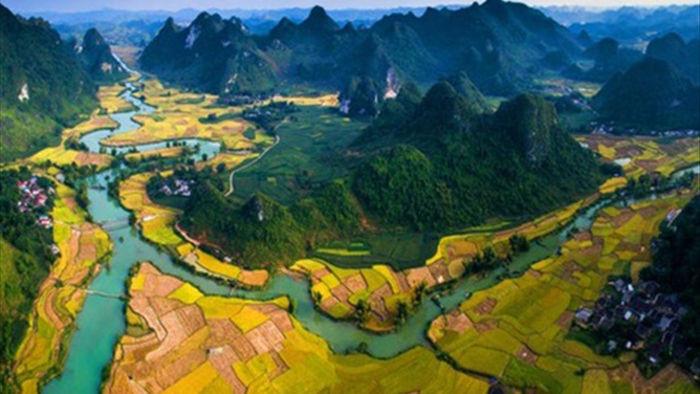 Non nước Cao Bằng lọt Top 50 điểm đến có tầm nhìn đẹp nhất - 1