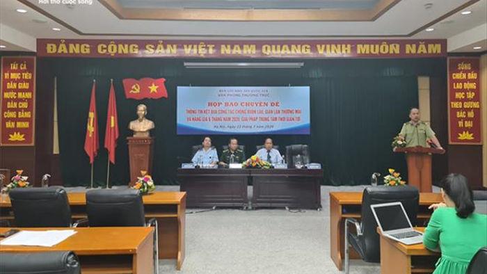 Kho hàng lậu ở Lào Cai 2 năm thu 649 tỷ: 2 đơn vị chuyển phát nhanh cũng vi phạm - 1