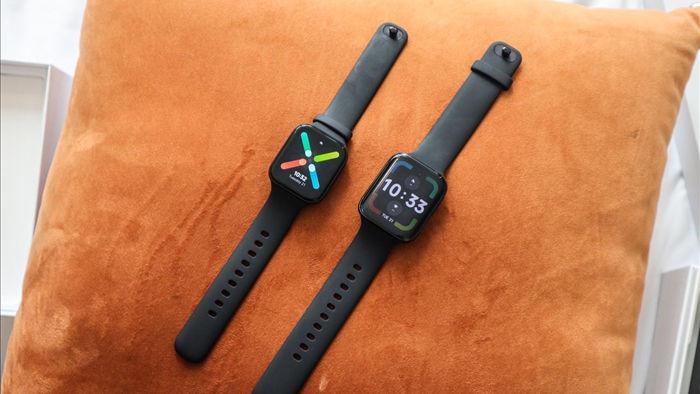 Trên tay Oppo Watch