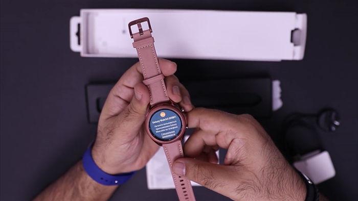 Đây là Galaxy Watch 3 sắp được Samsung ra mắt - Ảnh 7.