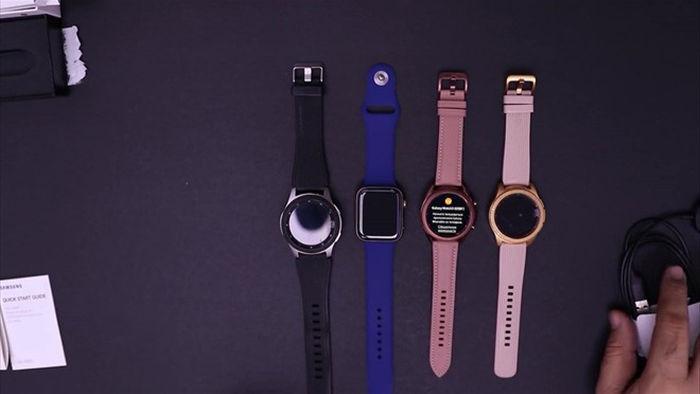 Đây là Galaxy Watch 3 sắp được Samsung ra mắt - Ảnh 2.